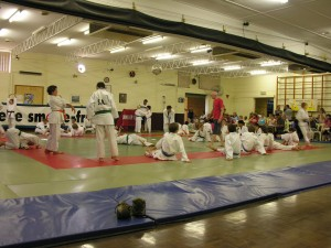Competition held at Centre